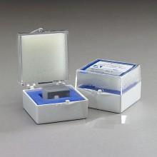 זכוכית מכסה/נושא למיקרסקופ
