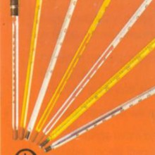 Thermometers made by Schneider