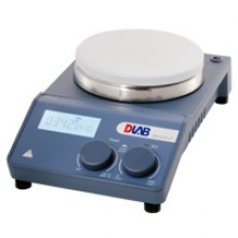 LCD Digital Magnetic Hotplate Stirrer with Time