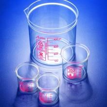 כוסות TPX שקוף 180 מעלות